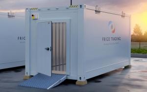 Containers frigorifiques   Frgo Trading