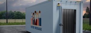 Container frigorifique | Chambre froide