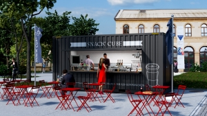 SNACK-CUBE Containerland.fr
