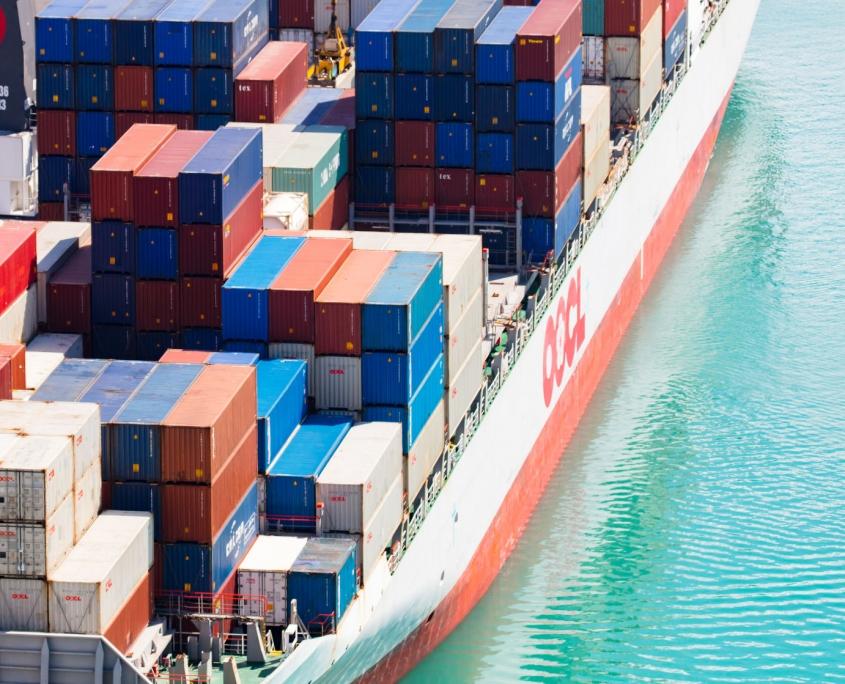 Conteneurs maritimes en Nouvelle-Zélande