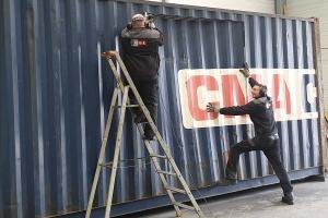 Aménagement de containers maritimes | Atelier de production