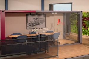 Conteneur bureau | Projet CONTAINERLAND à CIVRIEUX