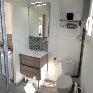 Container studio STEELWOOD   Toilettes